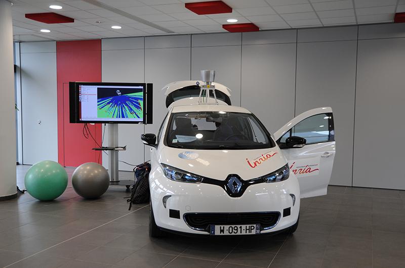 Workshop véhicule autonome 1